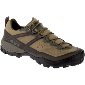 Mammut Ducan Low GTX Chaussures Homme, olive-dark olive